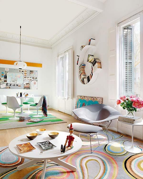 Những ý tưởng phối hợp màu sắc nội thất phòng ngủ nổi bật