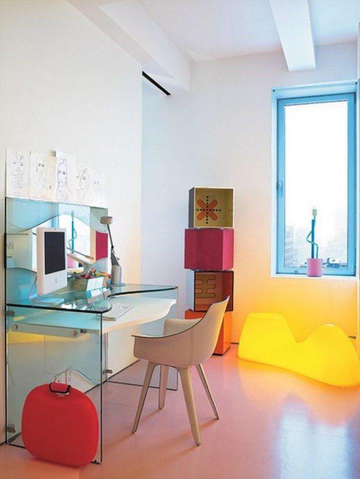 Những ý tưởng phối hợp màu sắc nội thất phòng ngủ nổi bật - 2