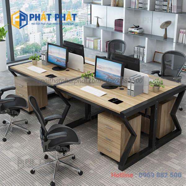 Những lý do khiến bàn văn phòng có vách ngăn ngày càng được ưa chuộng - 1