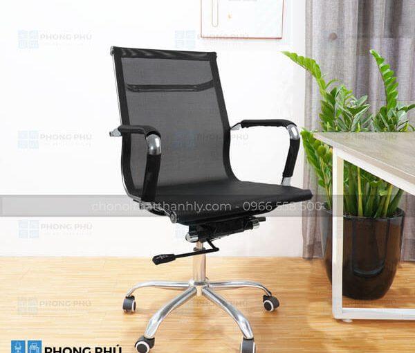 Mua ghế làm việc giá rẻ chất lượng tại Hà Nội