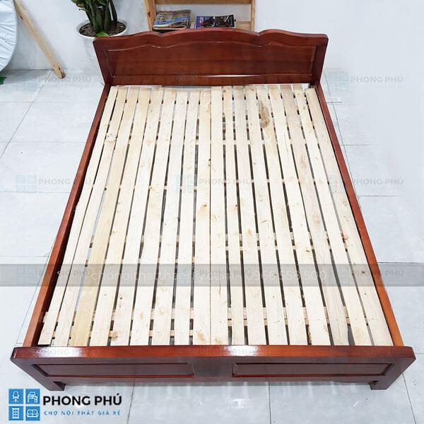 Giường gỗ keo có ưu thế gì mà được ưa chuộng như vậy ?