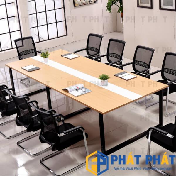 Vài mẹo giúp bạn chọn lựa bàn họp phù hợp nhất