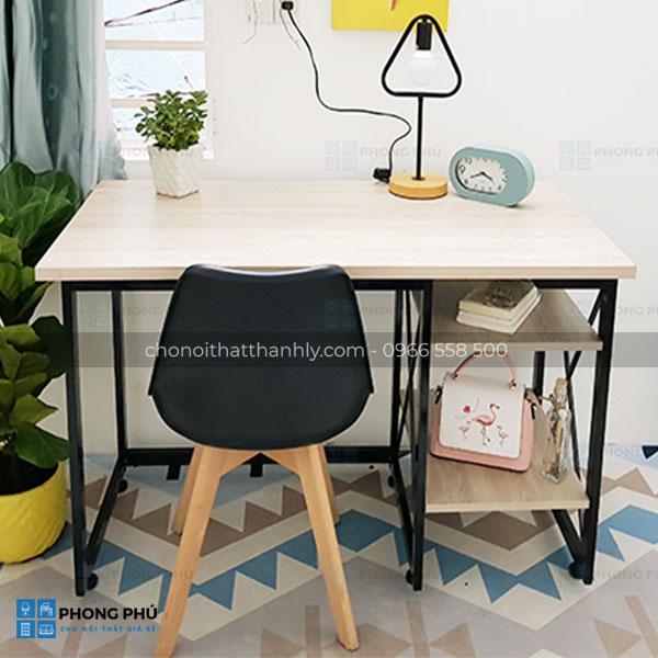 Tăng thêm tính hiện đại của văn phòng nhờ bàn làm việc chân sắt - 2