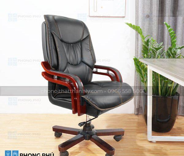 Những mẫu ghế giám đốc thể hiện sự đẳng cấp và sang trọng