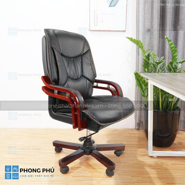 Những mẫu ghế giám đốc thể hiện sự đẳng cấp và sang trọng - 1
