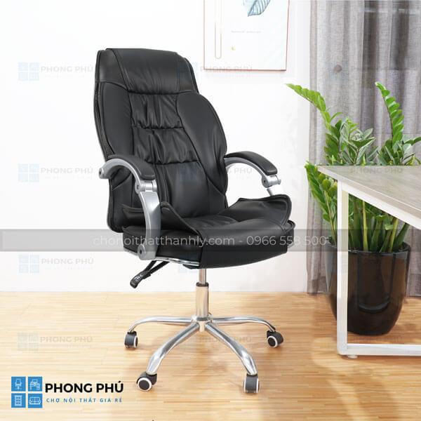 Những mẫu ghế xoay trưởng phòng chất lượng cao - 2