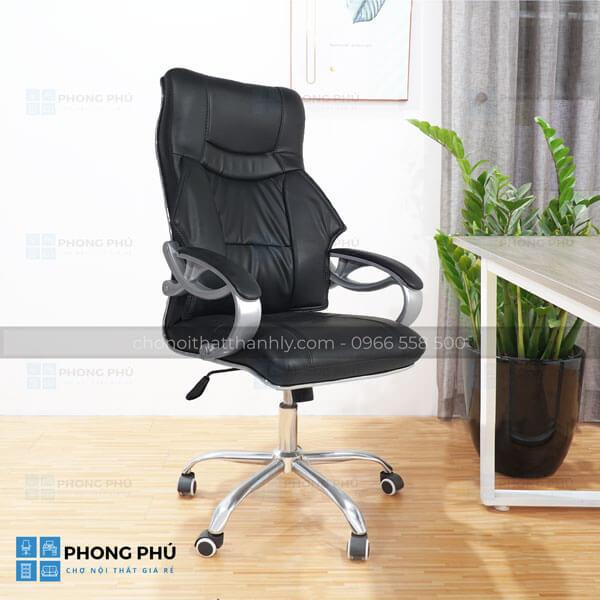 Những mẫu ghế xoay trưởng phòng chất lượng cao - 1