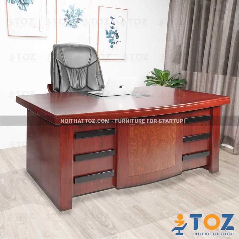Những mẫu bàn giám đốc nổi bật đáng mua nhất của Nội thất TOZ - 2