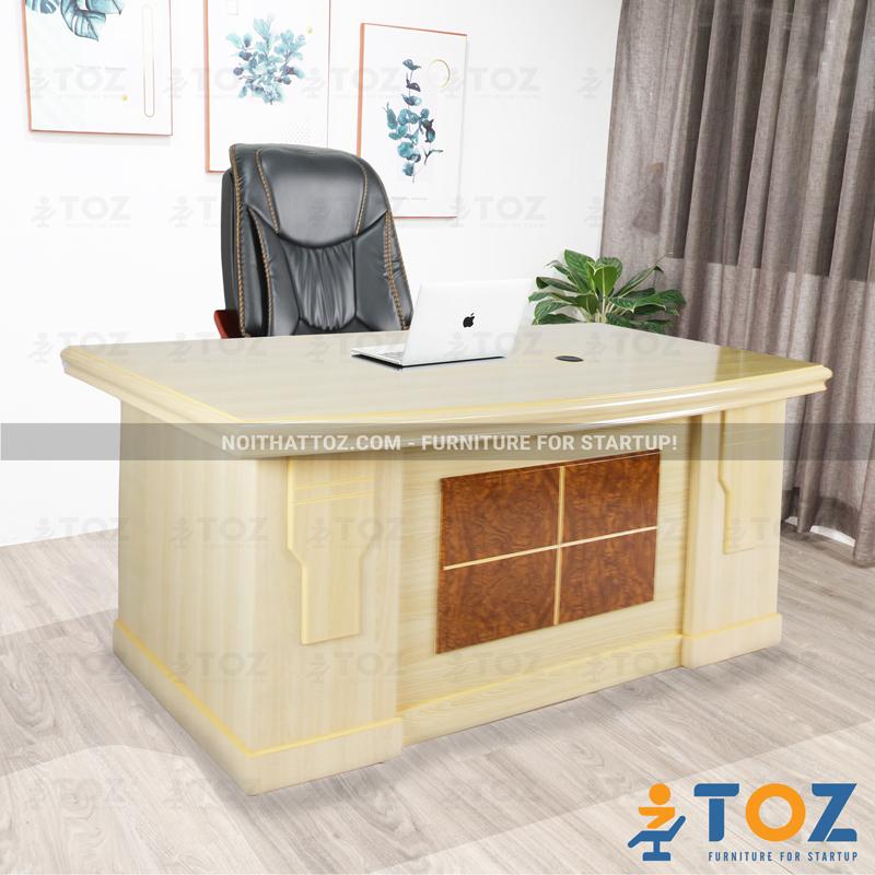 Những mẫu bàn giám đốc nổi bật đáng mua nhất của Nội thất TOZ
