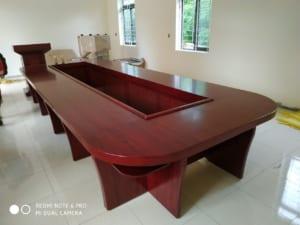 bàn làm việc gỗ 1